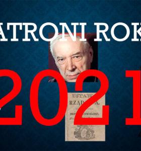 Sejm RP wybrał Patronów Roku 2021